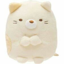 "NEW SAN-X SUMIKKO GURASHI ""CAT"" PLUSH DOLL 4""  SHIPS FAST FROM USA!"