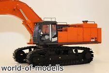 YY WSI 04-1113 HITACHI zx870 Escavatore catene con 3 parti di montaggio 1:50 NUOVO in OVP YY