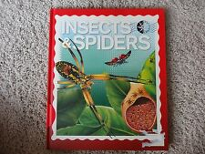 Insects & Spiders Hardcover Discoveries