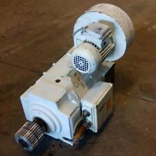 EW HOF 17.1kW DC MOTOR TYPE GVFR 132SK 4 / 348533