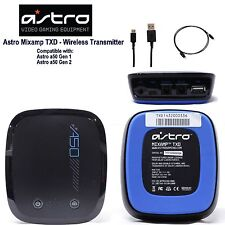 New Astro Gaming MixAmp TXD Gen 2 Wireless Transmitter for a50 Gen 1 2 Headset