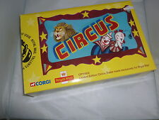 CORGI CP10502 DIECAST LIMITED EDITION CIRCUS TRAILER MADE FOR THE ROYAL MAIL