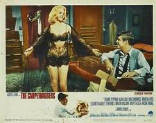 THE CARPETBAGGERS Movie POSTER 11x14 I George Peppard Carroll Baker Alan Ladd