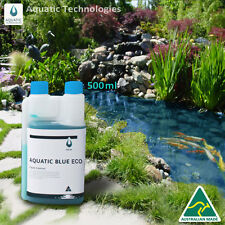 Aquatic Blue Eco Pond Dye 500ml - Colourant for any body of water