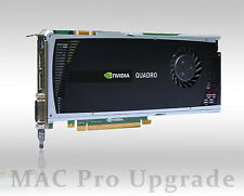NVIDIA Quadro 4000 2gb Graphics/video card for Apple Mac Pro 2008 - 2012