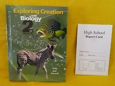 Apologia Exploring Creation with Biology Text, LN Science, Homeschool / School