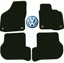 VW Golf MK6 Deluxe Quality Tailored Car Mats FSi TFSi TSi Hatch back 3dr 5dr