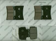 Yamaha Disc Brake Pads XJR400R 95-00 Frnt & Rr (3 sets)