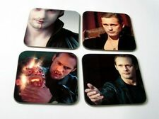 True Blood Eric Northman Vampire TV Show COASTER Set