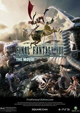 POSTER FINAL FANTASY 13 XIII LIGHTING SNOW VERSUS #6