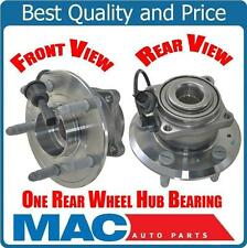 (1) REAR Wheel Bearing Hub Assembly 590470 W ABS Sensor Fits 10-16 Equinox