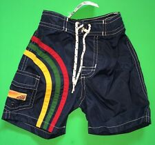 NEW! Old Navy Baby Boys Swimsuit Shorts 3-6 Months Small Gift! Blue