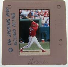 BOB HORNER ST LOUIS CARDINALS ATLANTA BRAVES Yakult Swallows ORIGINAL SLIDE 10