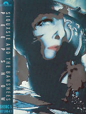Siouxsie And The Banshees Peepshow CASSETTE ALBUM New Wave, Goth Rock SHEMC 5
