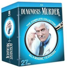 Diagnosis Murder: The Complete Collection - 27 DISC (2017, REGION A Blu-ray New)