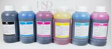 6x250ml Refill ink kit for Epson T048 Stylus Photo R200 R220 R300 Dell RX600