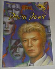 David Bowie Rock n Roll Comic 1993 USA 36 Pages