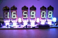 IV-11 VFD TUBE CLOCK DIY WITH REMOTE AND ALARM 6 TUBE SOLDERING KIT nixie era