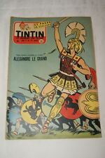TINTIN JOURNAL  N°50-1956  EDITION BELGE