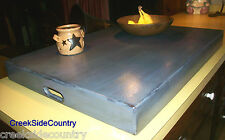 4 Sided Enclosed Downward Rail Wood Stove Top Cover Board