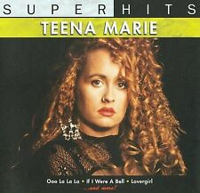 Super Hits by Teena Marie (CD, May-2002, Sony Music Distribution (USA))