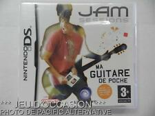 OCCASION: Jeu JAM SESSIONS nintendo DS game francais guitare musique simulation