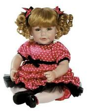 "Adora Dolls, Polka Dotty - 20"" Doll with Sandy Blonde Hair/Blue Eyes"