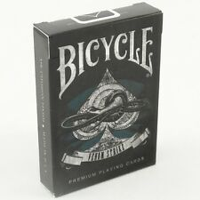 VENOM STRIKE BICYCLE DECK PLAYING CARDS BY USPCC BLACK SNAKE GOTHIC MAGIC TRICKS