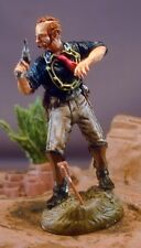 54mm 7th Cavalry G.A. Custer Little Big Horn Resin Painted Artist Proof New Pose