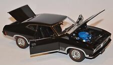 BIANTE 1/18 FORD FALCON XB GT HARDTOP ONYX BLACK / SILVER PAINT OUTS #72876 RARE