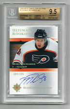05-06 Ultimate Mike Richards Rookie Card RC #129 Mint 384/399 BGS 9.5 auto 10