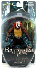 Batman Arkham City Series 3 Clown Thug with Club Action Figure MINT DC Direct