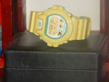 Pre Owned Casio Yellow LRG Edition G-Shock DW6900LR Digital Watch