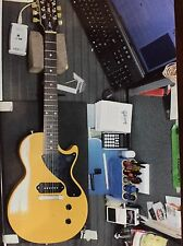 Gibson Les Paul Junior TV Yellow