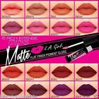 L.A Girl Matte Lip Gloss-Flat Finish Matte Pigment Gloss-Best Price-Original