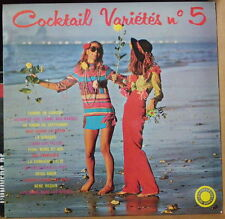COCKTAIL VARIETES N°5 SEXY CHEESECAKE BEATNICK  COVER FRENCH LP