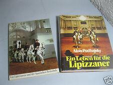 2 Bücher: Von Lipizzanern und der spanischen Reitschule / Ein Leben für die ...