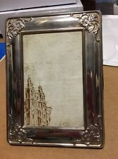 Beautiful   Silver Plated Photo Frame FAB!