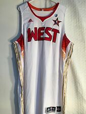 Adidas Authentic NBA Jersey All Star West Team White sz 50