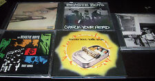 Lot of 4 Beastie Boys CD Rap Rock