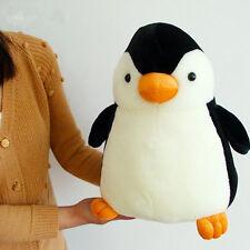 "Cute Penguin Kids Plush Toy Stuffed Animal Toy Doll Pillow Cushion Gift 12"" uf"