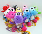 "Lot 10 Super Mario YOSHI 4.5"" Plush Toy-MW558"