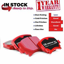 Honda Civic FN2 2.0 Type R Performance Rear Brake Pads EBC Redstuff DP31902C