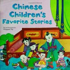 Chinese Children's Favorite Stories-ExLibrary