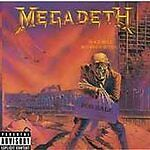 Megadeth - Peace Sells Who's Buying CD 25th Anniv  +Bonus CD In Cleveland 1987