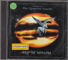 SKY OF AVALON - prologue to the symphonic legends CD