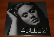 ADELE 21 SOMEONE LIKE YOU LP VINYL XL RECORDINGS EU 1ST PRESS 2011 NEW SEALED