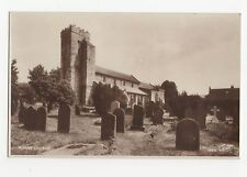 Ripley Church RP Postcard, A460
