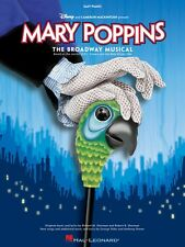 Mary Poppins Sheet Music The New Musical Easy Piano SongBook NEW 000316152