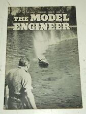 MODEL ENGINEER #2663 VOL 106, JUNE 5TH 1952